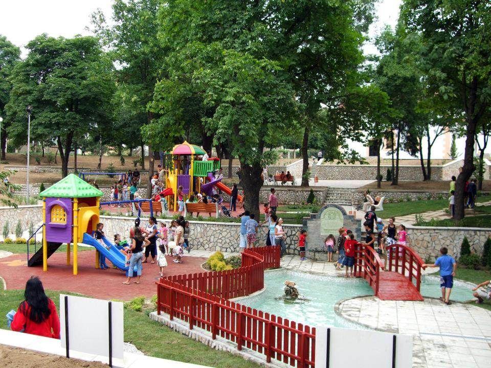 Детска площадка в кв. Ботунец