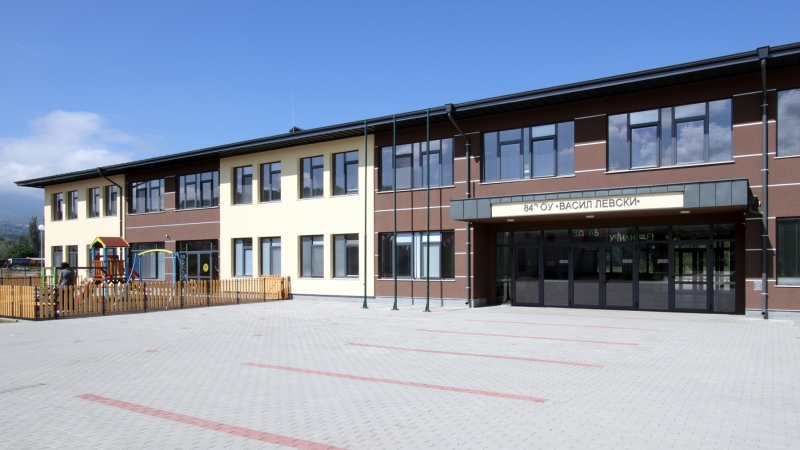 Училище в Герман